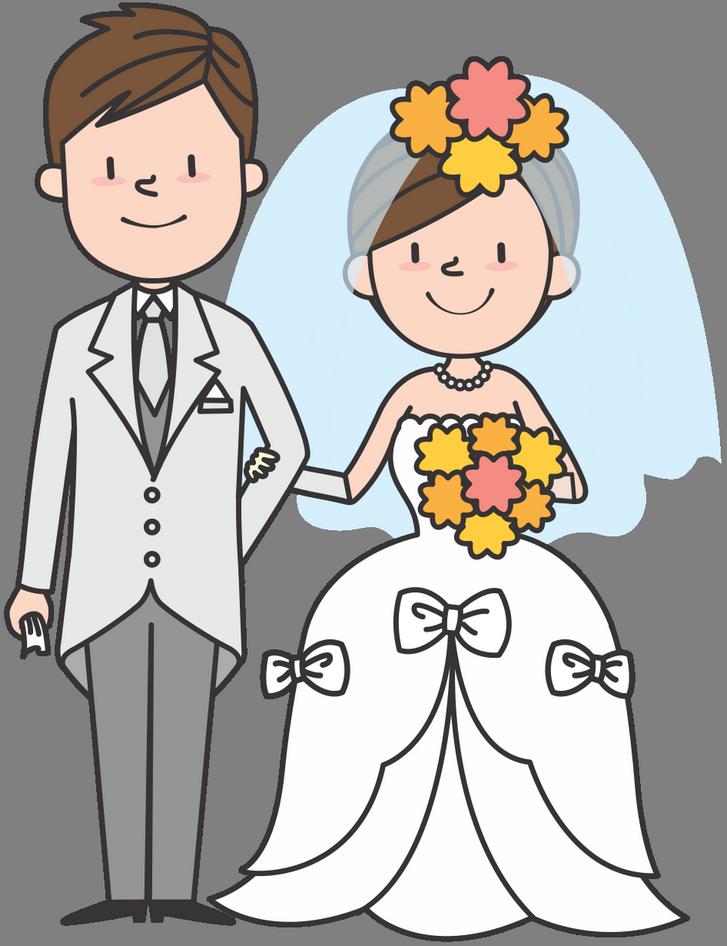 Svatební přání, obrázková přáníčka - svatební blahopřání